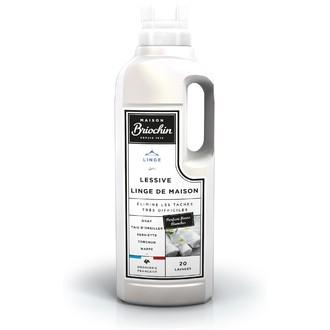 BRIOCHIN - Lessive liquide linge de maison 1L
