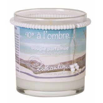 LOTHANTIQUE - Bougie parfumée 40° A L'OMBRE 140g