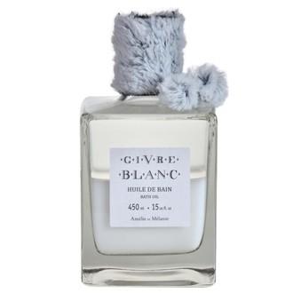 LOTHANTIQUE - Huile de bain Givre Blanc 450ml