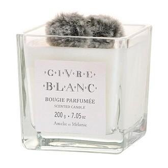 LOTHANTIQUE - Bougie parfumée givre blanc 200g