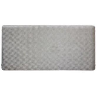 Tapis de douche antiderapant Silver 38x78cm