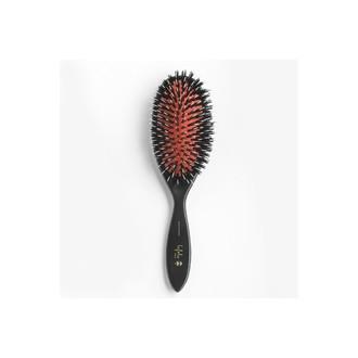 Brosse pneumatique - poils en sanglier avec picots Grand modèle
