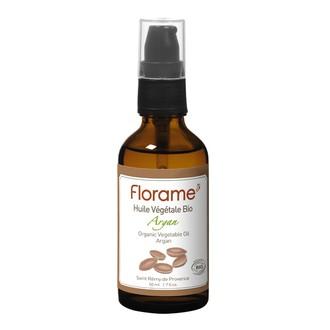 FLORAME - Huile végétale bio Argan - 50ml