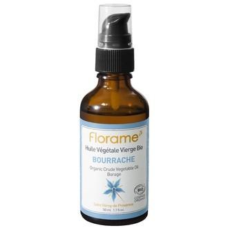 FLORAME - Huile végétale bio Bourrache - 50ml