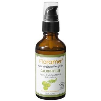 FLORAME - Huile végétale bio Calophylle - 50ml