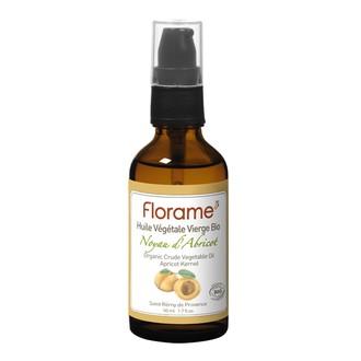 FLORAME - Huile végétale bio Noyau d'abricot - 50ml