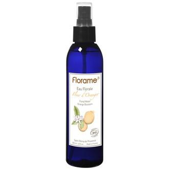 FLORAME - Eau florale bio Fleur d'Oranger - 200ml