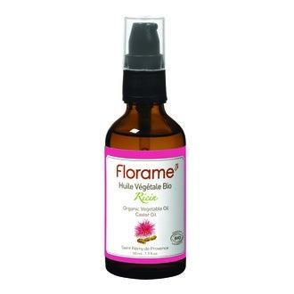 FLORAME - Huile végétale bio Ricin - 50ml