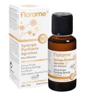 FLORAME - Synergie purifiante agrumes 30ml