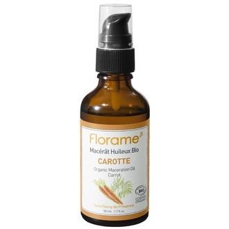 FLORAME - Macérat huileux bio Carotte - 50ml
