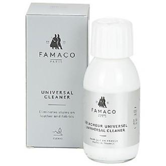 FAMACO - Détacheur cuir, daim et textile incolore 100ml