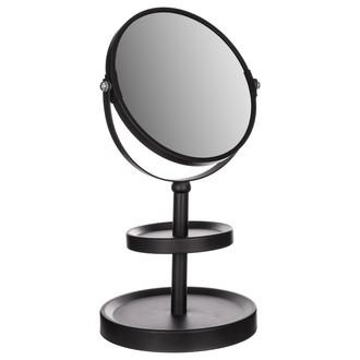 Miroir vide poche à poser noir