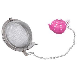 Boule à thé pendentif théière