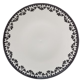 Assiette plate Tahila 27,5cm