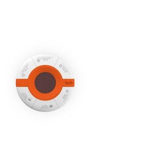 AUBECQ - Minuteur solaire à oeuf et thé blanc et orange