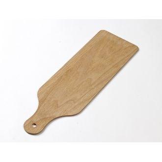 2 planches en bois Bistro 30x9cm