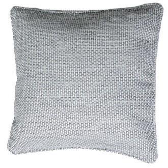 Coussin de sol carré gris Ruben 60x60cm