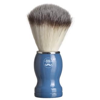 LA CHAISE LONGUE - Blaireau synthétique de rasage big moustache