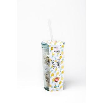 QUAI SUD - Infusion glacée ananas coco en travel mug
