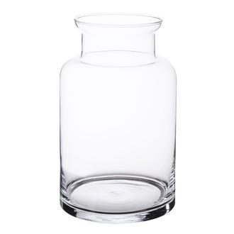 Vase forme pot à lait d19xh30cm