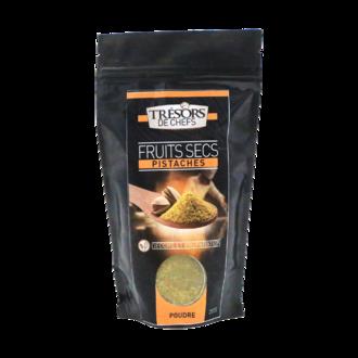 Tresors de chefs - pistache en poudre en sachet 250g