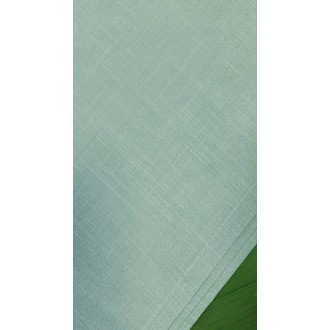 Serviette antitache en coton slub ciel 45x45 cm