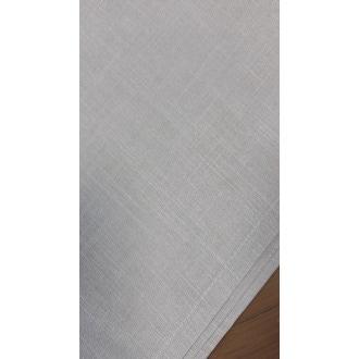 Serviette antitache en coton slub brume 45x45 cm