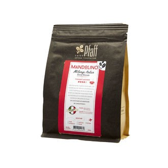 CafÉs pfaff - café moulu mandolino en sachet 250g