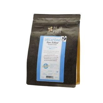 CAFÉS PFAFF - Café décaféiné en grain 250g