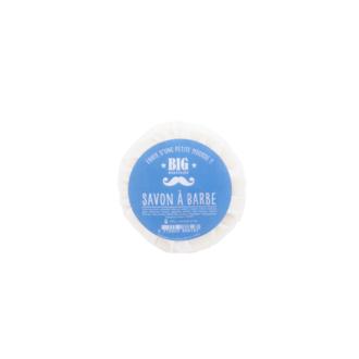BIG MOUSTACHE - Savon à barbe parfum bois de santal 65g