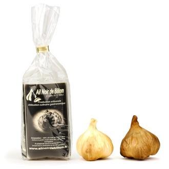 CAIEU - Ail noir de Billom - sachet de 3 gousses