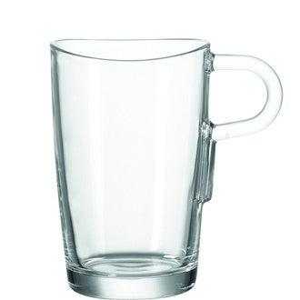 Leonardo - mug à thé avec anse loop