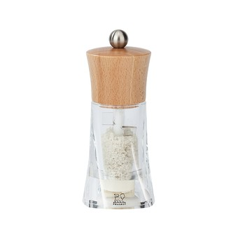 PEUGEOT - Moulin à sel humide en bois naturel Oléron