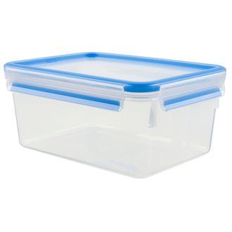 TEFAL - Boite de conservation rectangulaire Clip&Close en plastique 2,3L
