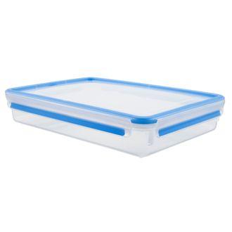 TEFAL - Boite de conservation rectangulaire Clip&Close en plastique 2,6L