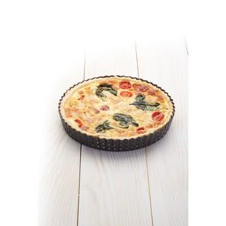 Moule à tarte acier carbone antiadhésif Crusty Bake  23cm
