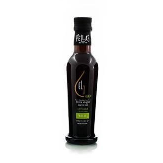 Huile d'olive infusée basilic bio 250ml