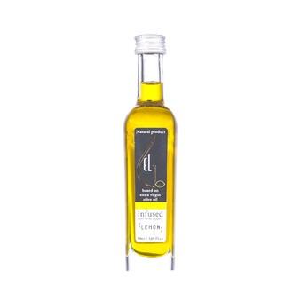 Huile d'olive infusée citron bio 50ml