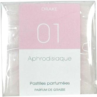 4 carrés fondants aphrodisiaque