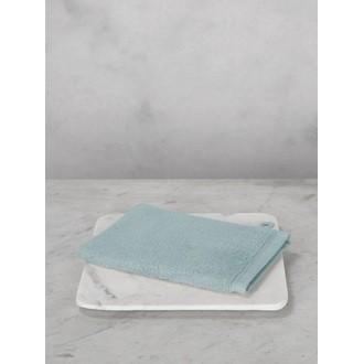 Maom - gant de toilette en coton éponge écume