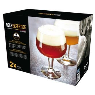 Set de 2 verres à bière Gusto 66cl