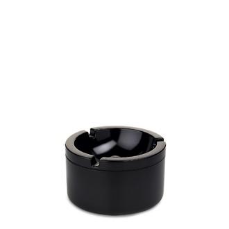ROSTI MEPAL - Cendrier mélamine rond noir