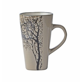 Mug gm arbre marron