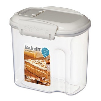 Boîte de conservation avec bec verseur mini bakery 645 ml