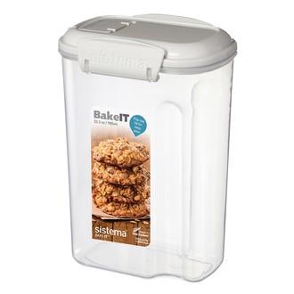 Boîte de conservation avec bec verseur mini bakery 985 ml