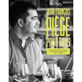 HACHETTE - Livre Jean-François Piège pour tous