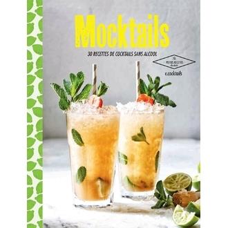 HACHETTE - Livre 30 recettes de cocktails sans alcool Mocktails