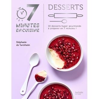 HACHETTE - Livre Desserts