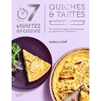 HACHETTE - Livre Quiches et tartes