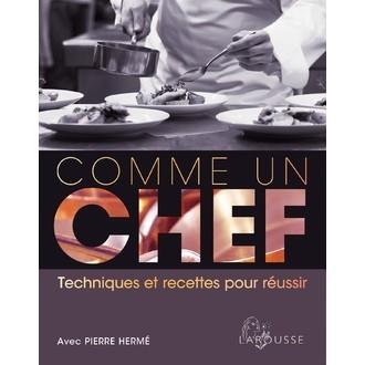 LAROUSSE - Livre de cuisine Comme un chef